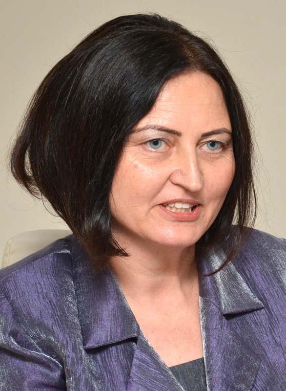 Marinela Murg, directoarea Hospice Emanuel Oradea
