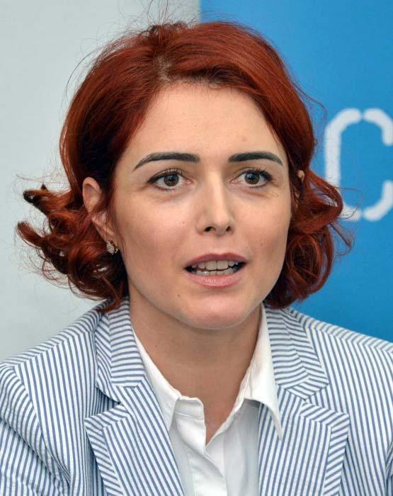 Nadia Pal, ecologist