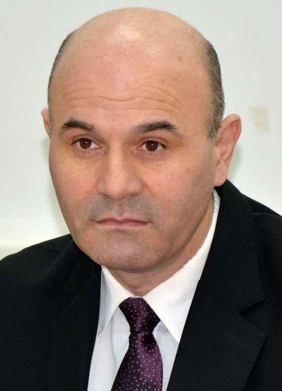 Sorin Curilă, președintele Senatului Universității din Oradea
