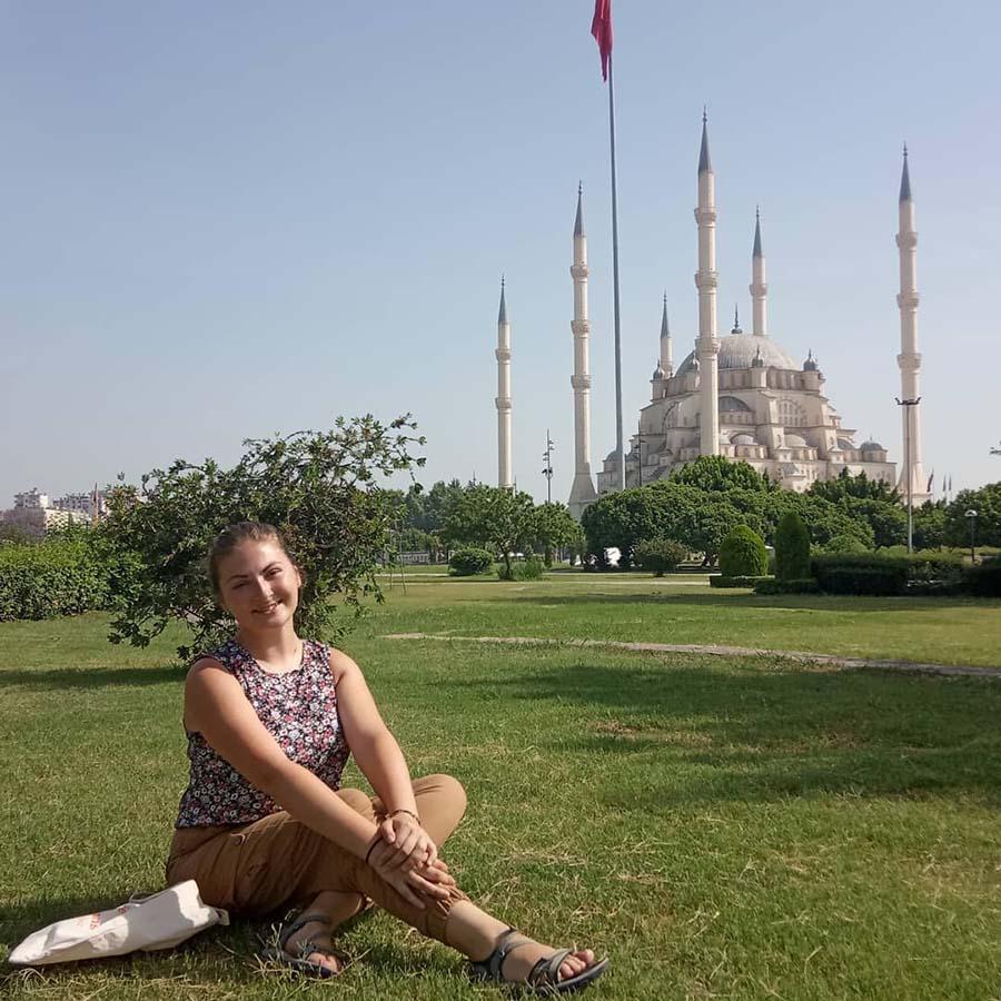 Timea in Turcia