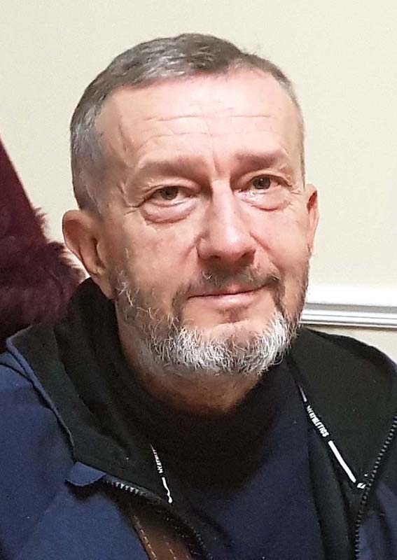 Alexandru Vlad, soțul voluntarei Dorina Vlad