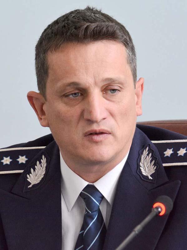 Alin Haniș, șeful Poliției Bihor