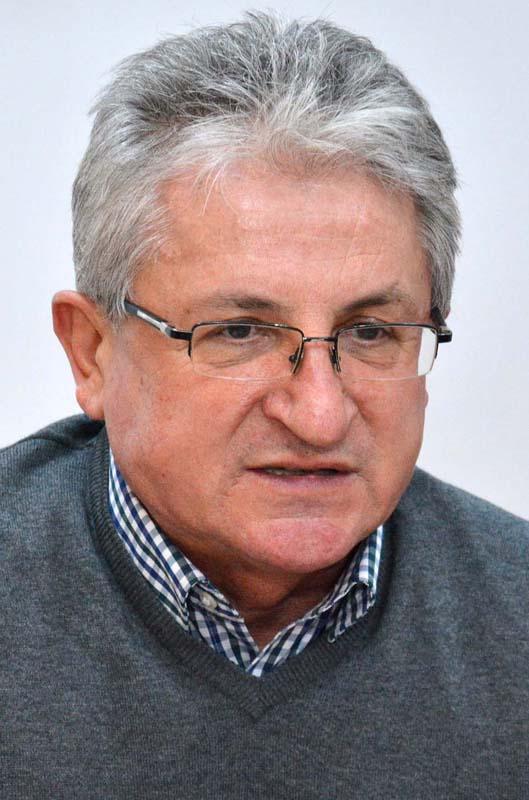 Liviu Andrica, șeful Administrației Domeniului Public Oradea
