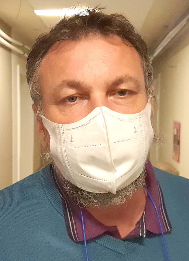 directorul de îngrijiri al Spitalului Municipal Oradea, Călin Barabas