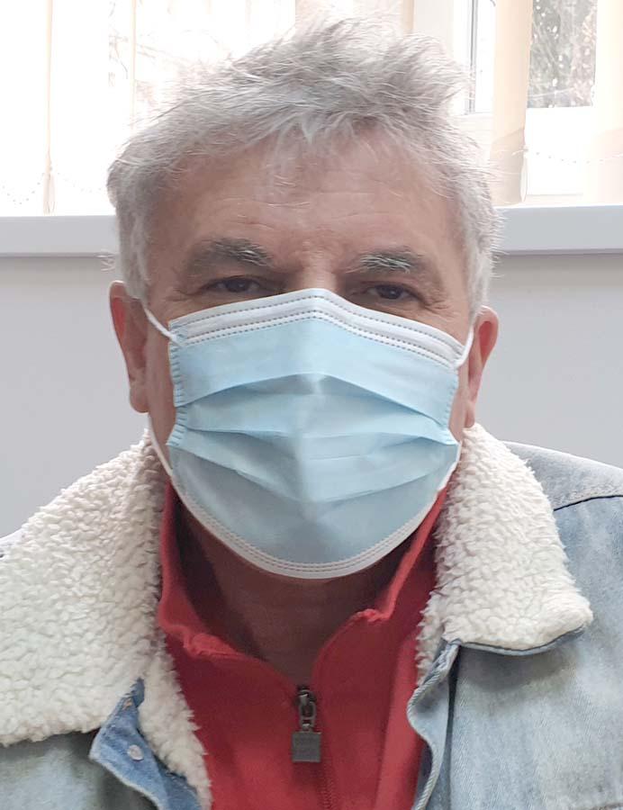 Ovidiu Burtă, directorul medical al Spitalului Municipal din Oradea