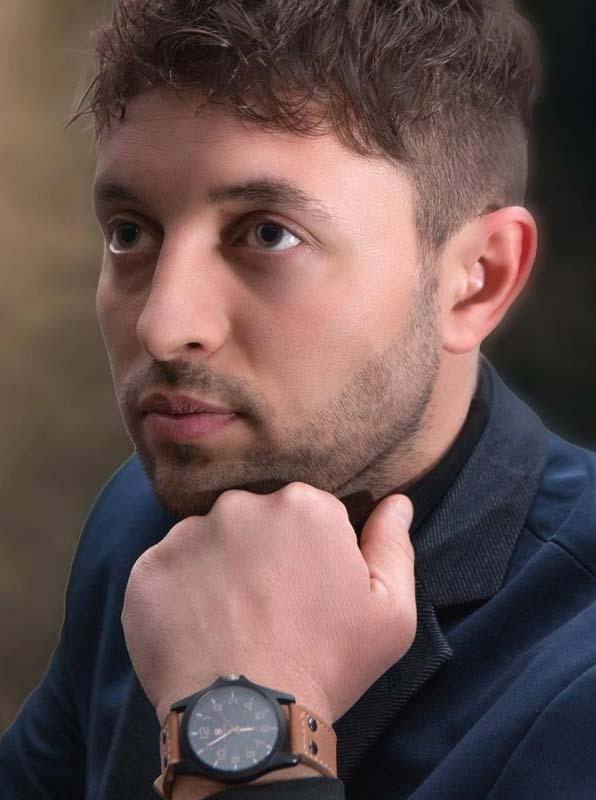 Claudiu Pantea, inginer silvic Bihor
