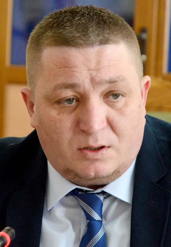 Cristian Beltechi, șeful Poliției Locale Oradea