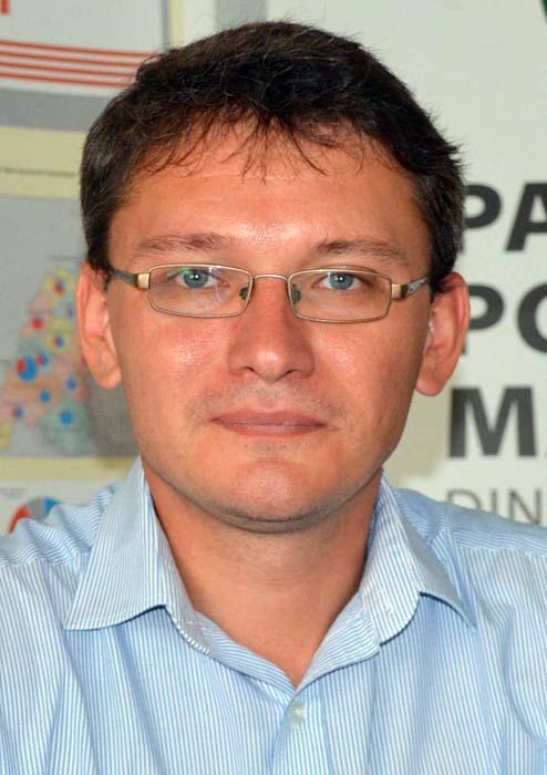 Csomortanyi Istvan, lider PPMT Bihor