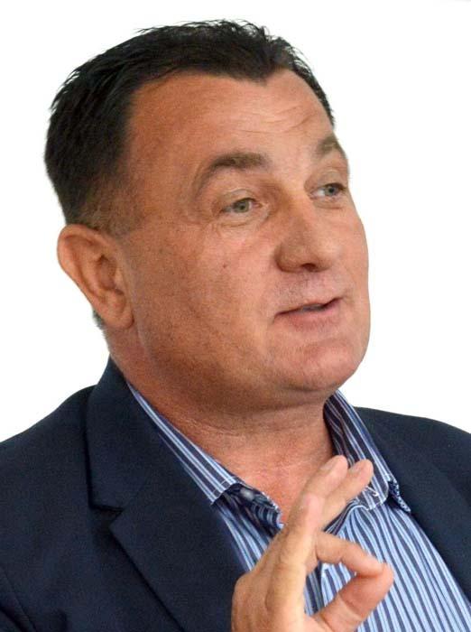 Dorel Dume, șeful ABA Crișuri