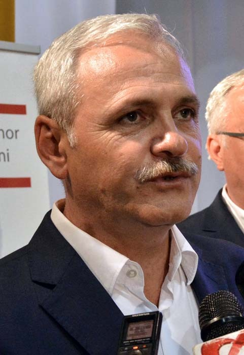 Liviu Dragnea, președinte PSD Bihor
