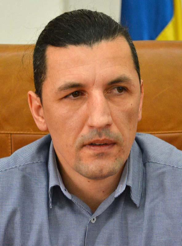 Răzvan Dumbravă, fost șef AMD Bihor