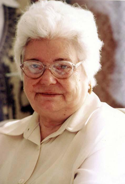 Georgeta Florea, autoarea troiței de la marginea comunei Nojorid