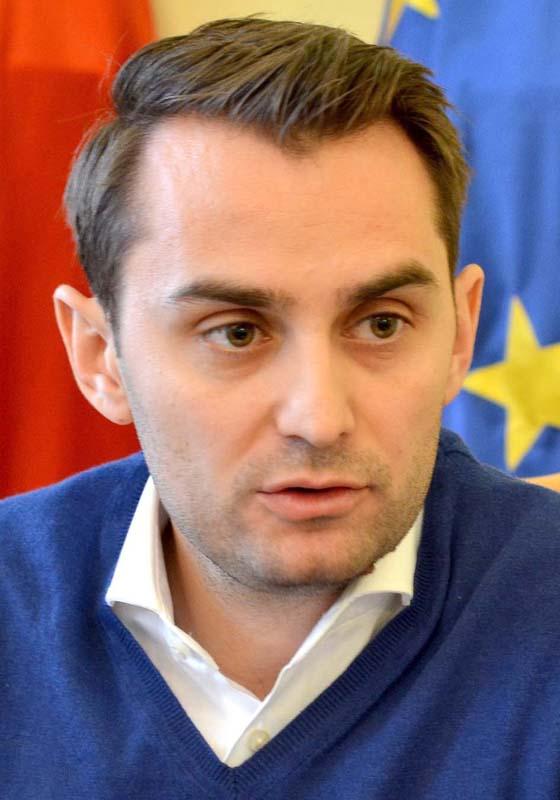 Mihai Jurca, director Agenției pentru Promovarea Turismului în Oradea și Regiune