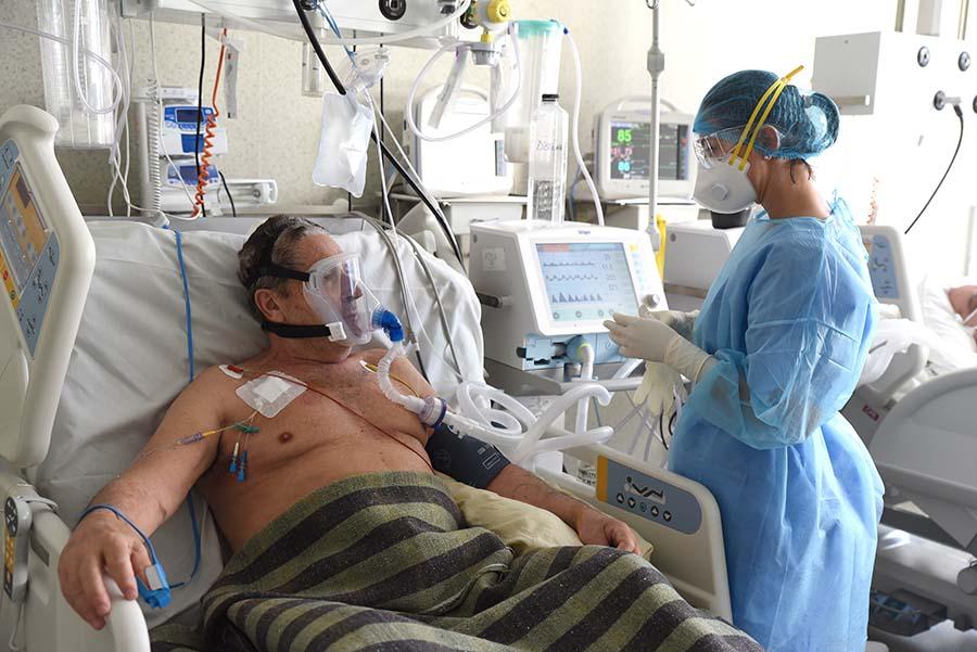 Iosif Korodi, bolnav internat la ATI Oradea