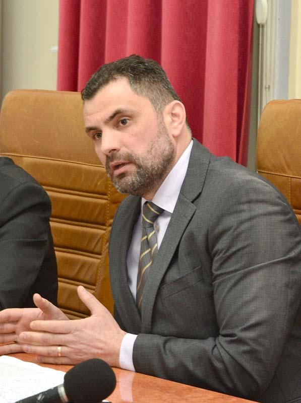 Alexandru Laza, șeful Serviciului Public Comunitar Regim Permise şi Înmatriculări Vehicule Bihor