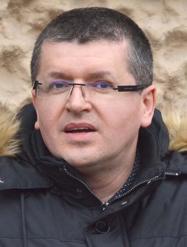 Lucian Rus, procuror Oradea