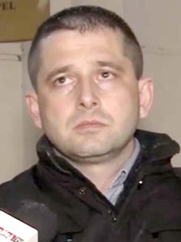 procurorul Ciprian Man, fostul șef al DNA Oradea