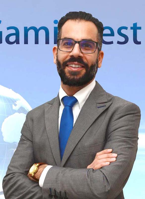managerul agenţiei imobiliare Gamminvest, Mirko Giuffrida