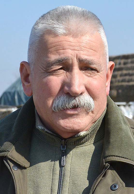 preşedintele Asociaţiei Judeţene a Crescătorilor de Animale Domestice şi Păsări, Alexandru Oltean