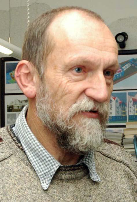 Ernest Pafka, arhitect