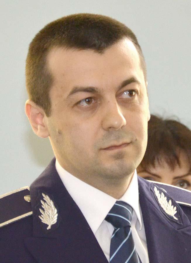 prim-procurorul Parchetului Beiuş, Cosmin Pantea