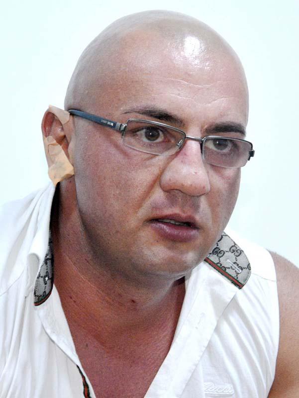 Răzvan Parfene, interlop Oradea