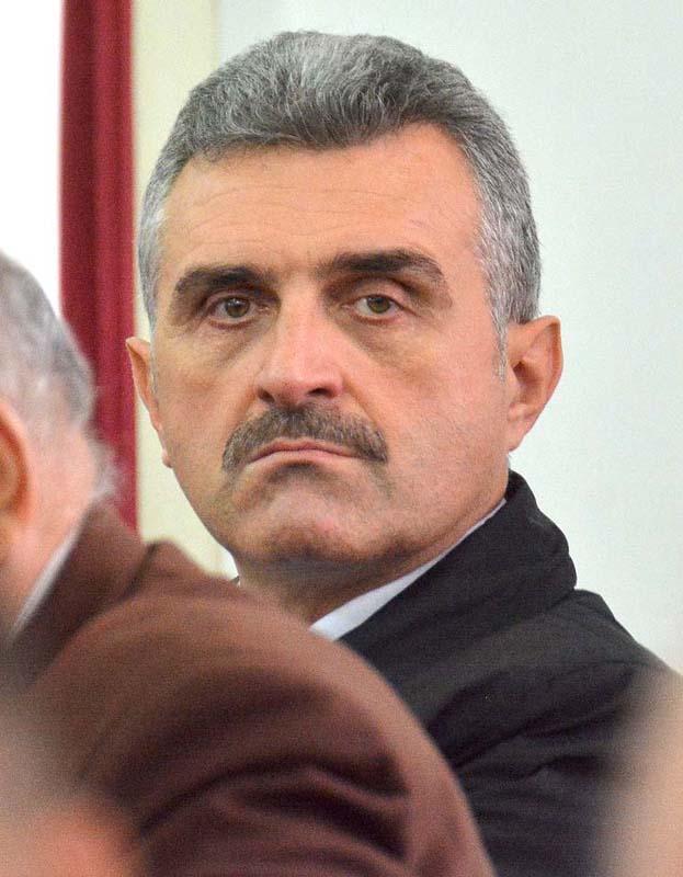Călin Puia, fostul șef al DGASPC Bihor