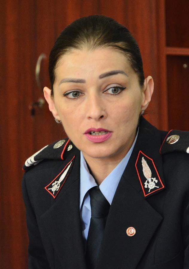 purtătorul de cuvânt al ISU Crişana, Camelia Roşca