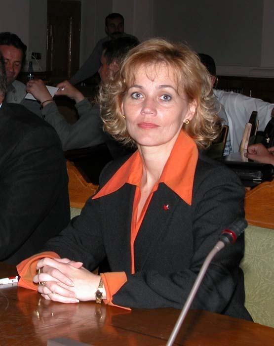 Rozalia Biro, fost viceprimar al municipiului Oradea