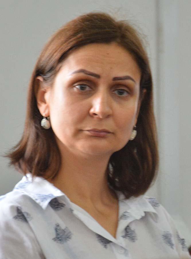 Adriana Ruge, inspector în cadrul Direcţiei Judeţene pentru Cultură Bihor
