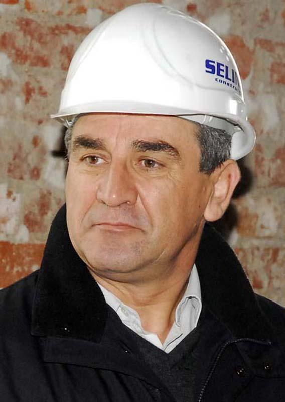 Beniamin Rus, patronul firmei Selina Oradea