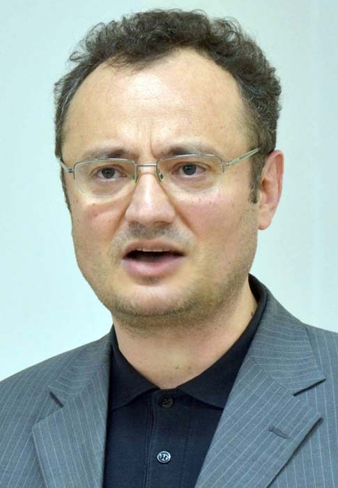 Lucian Silaghi, şeful Direcţiei pentru Cultură Bihor