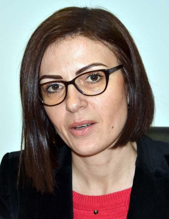 Alina Silaghi, directoarea Agenţiei de Dezvoltare Locală Oradea