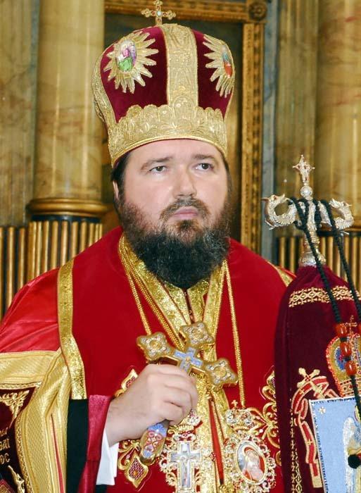 PS Sofronie Drincec, episcopul ortodox al Oradiei