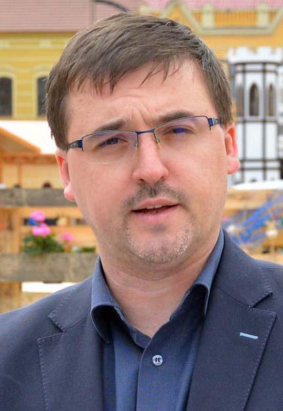 Szabo Jozsef, administrator public al județului Bihor