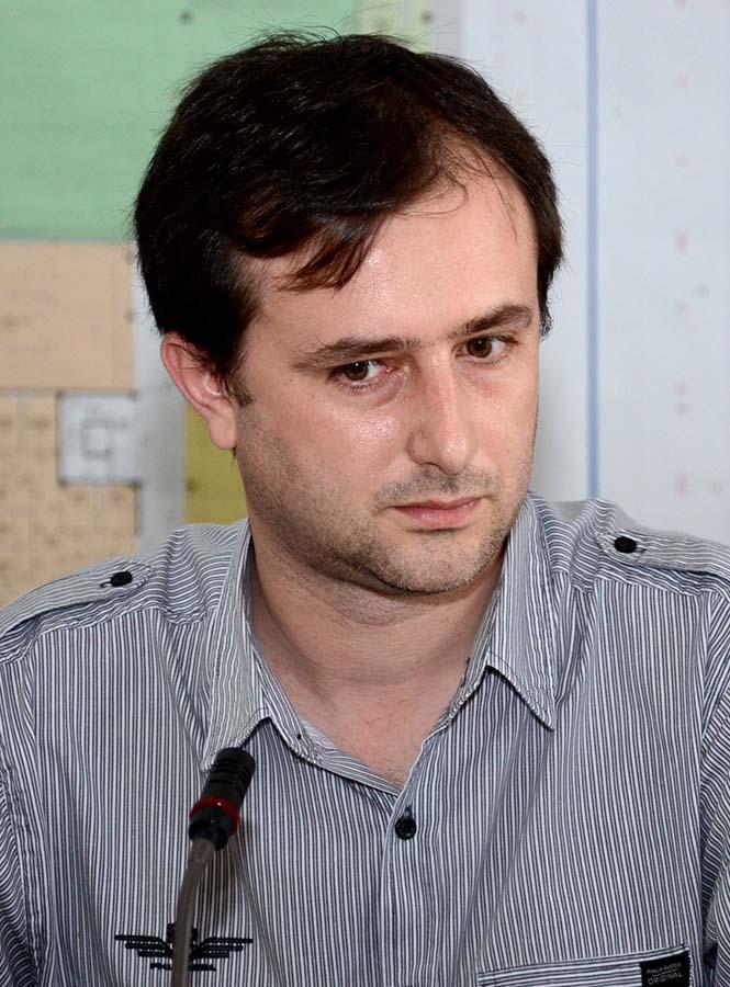 Daniel Tivadar (foto), proiectantul viitorului centru de afaceri din Piața Cetate