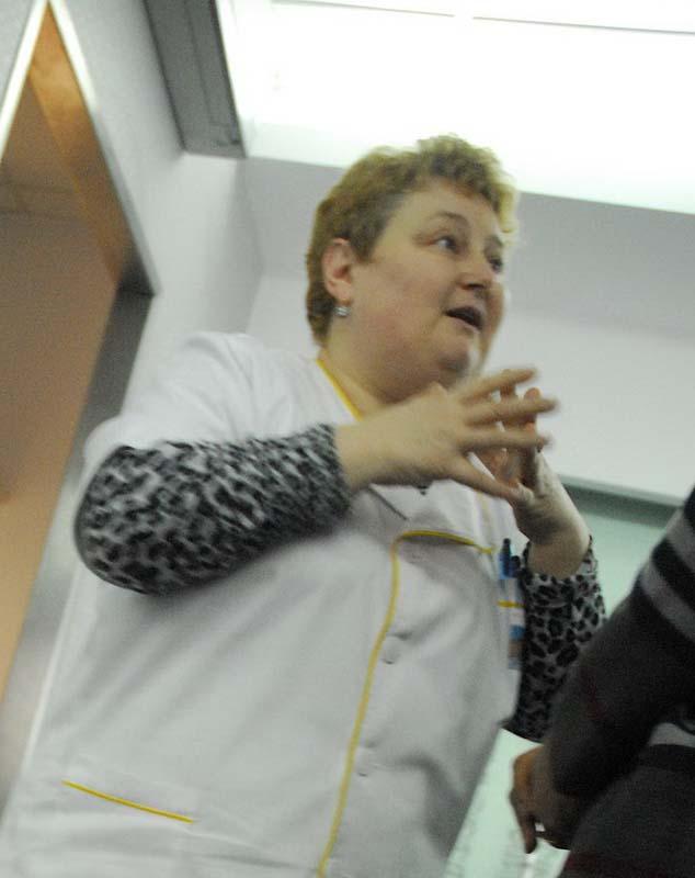 dr. Cornelia Jelic, oftalmolog Oradea