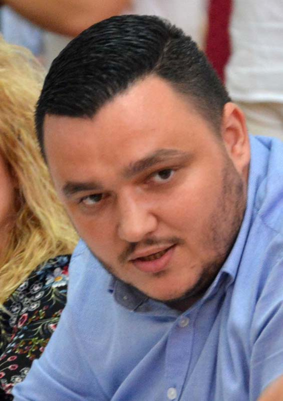 Liviu Sabău Popa, consilier PSD în Oradea
