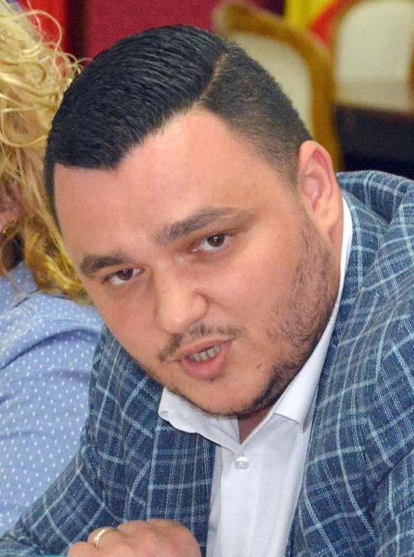 Liviu Sabău Popa, liderul grupului PSD din Consiliul Local Oradea