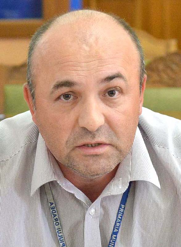 irectorul adjunct al Direcţiei Economice, Sorin Iacob