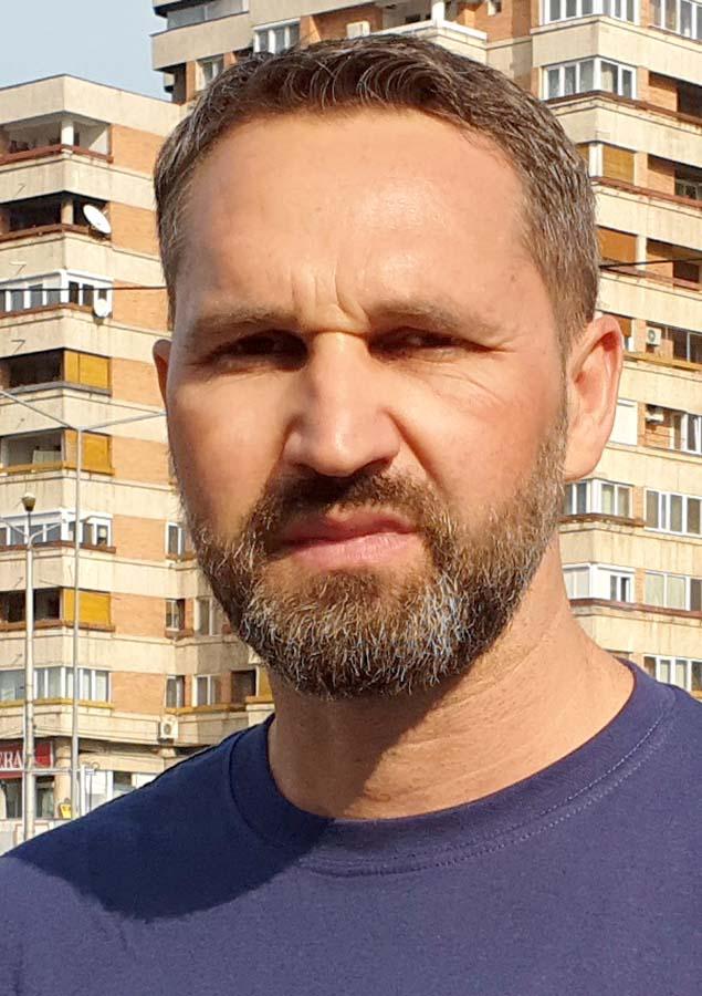 Mihai Lasca, președintele AUR Bihor, candidat Camera Deputaților