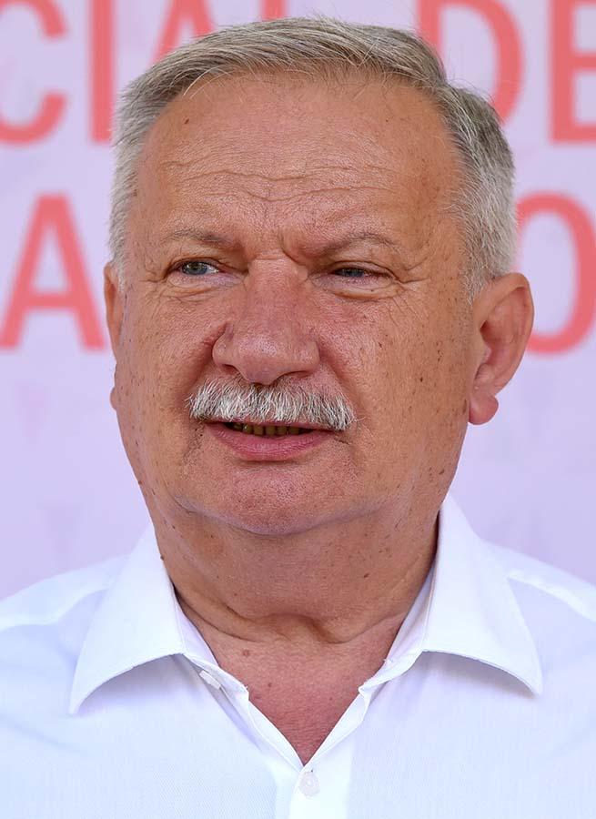 Ioan Mang, președintele PSD Bihor