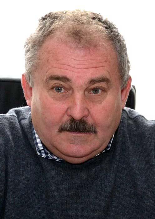 Pocsaly Zoltan, primar Marghita