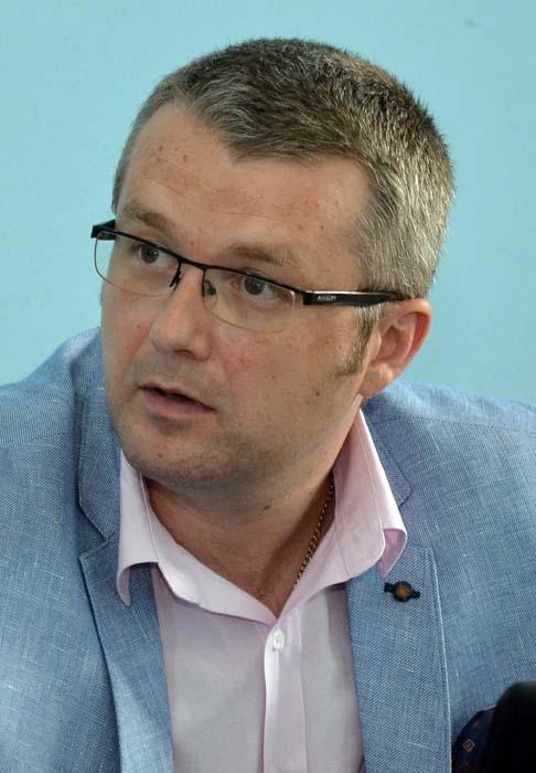 Alin Iuhas Novac, şeful Inspectoratului Şcolar Judeţean Bihor