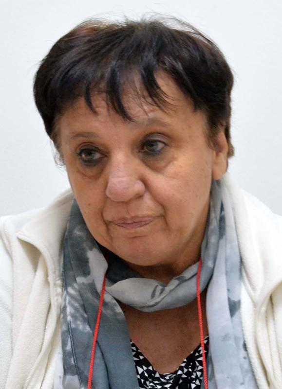 Baumann Maria, director adjunct la Şcoala Dimitrie Cantemir.