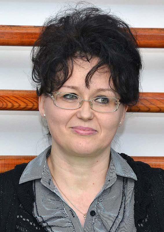 Brînduşa Buzulică, directoarea Școlii Ioan Slavici