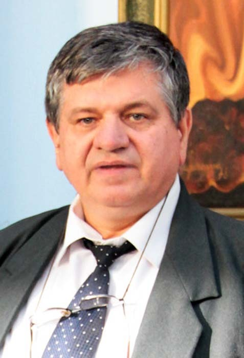 Ioan Dzitac, rectorul Universităţii Agora
