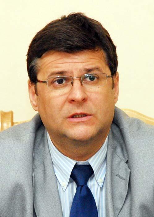 Daniel Negrean, fost şef al Inspectoratului Şcolar Bihor