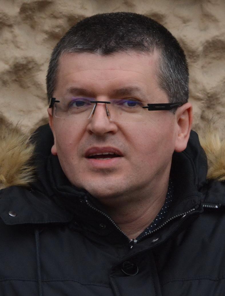 Lucian Rus, procuror DNA Oradea