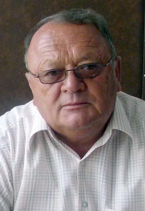 Vasile Bara, fost decan al Facultății de Mediu Oradea